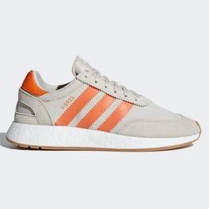 Adidas Iniki Runner Tan Orange Size 11
